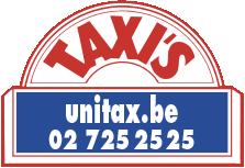 Unitax Taxi Zaventem luchthaven en Brussel